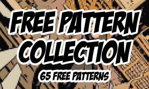 Free Pattern Collection - 65 Patterns