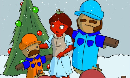 Awesome Antonio Christmas