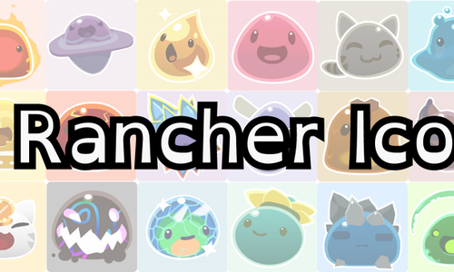 Slime Rancher Icon Pack