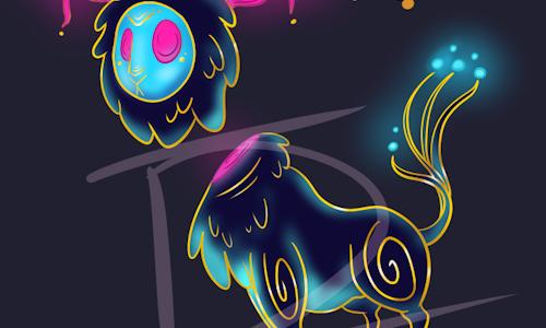 Light Monster